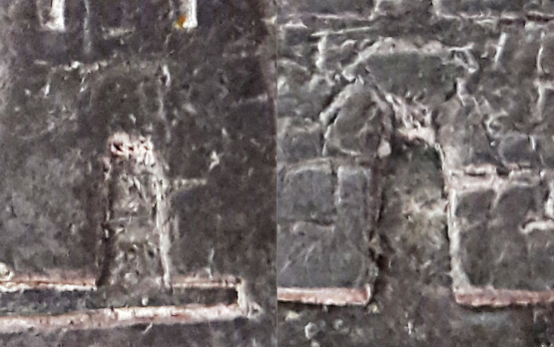 8 reales 1822. Fernando VII. Zacatecas - Página 2 Puerta10