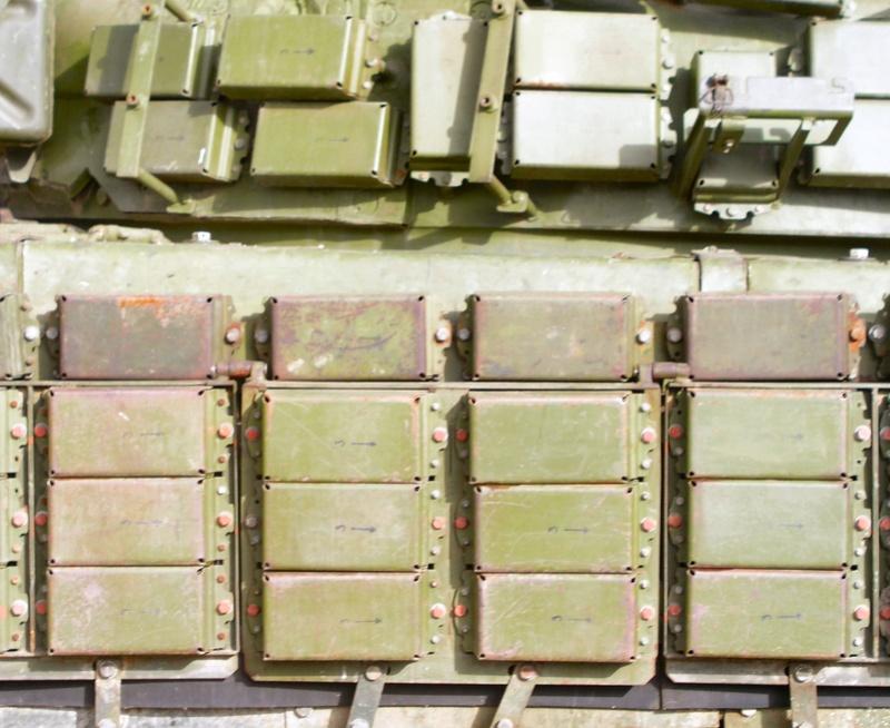 Т-64БВ - «окультуренный» «СКИФ»  SKIF 1:35 №205 00511