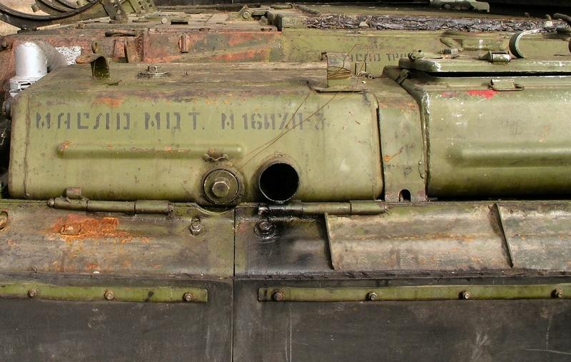 Т-64БВ - «окультуренный» «СКИФ»  SKIF 1:35 №205 00611