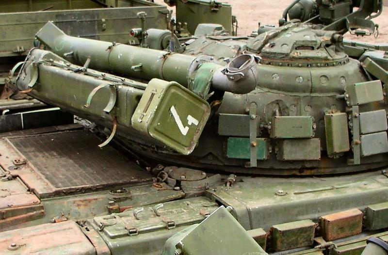 Т-64БВ - «окультуренный» «СКИФ»  SKIF 1:35 №205 00811