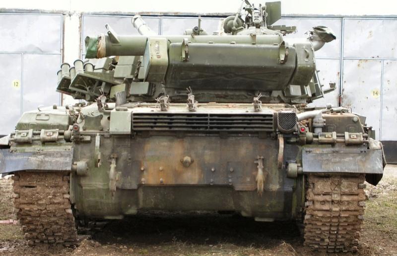 Т-64БВ - «окультуренный» «СКИФ»  SKIF 1:35 №205 01211