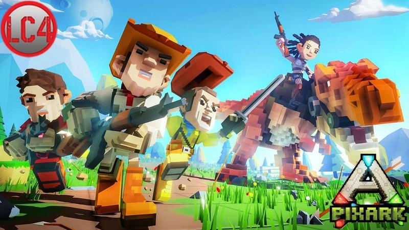 LC4 Multigaming - Portail Pixark10