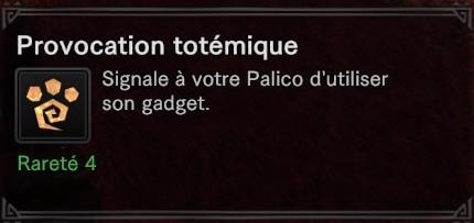 Les gadgets Palico  ! Monste24