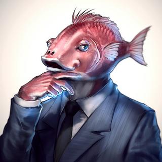 The big fish competition Fishma10