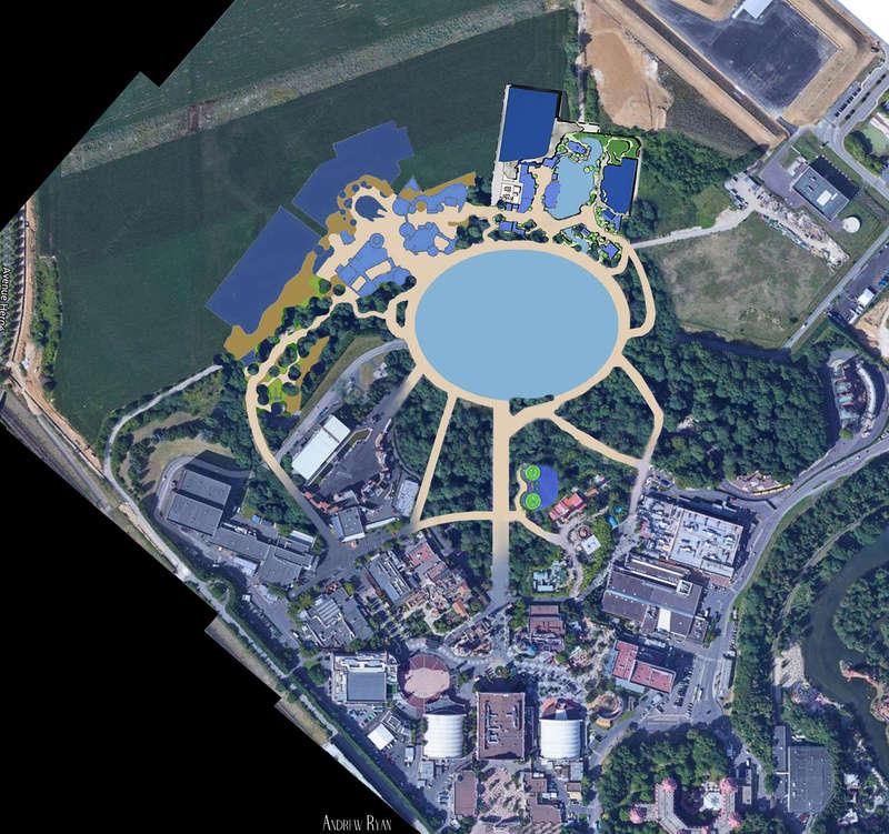 [News] Extension du Parc Walt Disney Studios avec Marvel, Star Wars, La Reine des Neiges et un lac (2020-2025) - Page 5 Dmap210