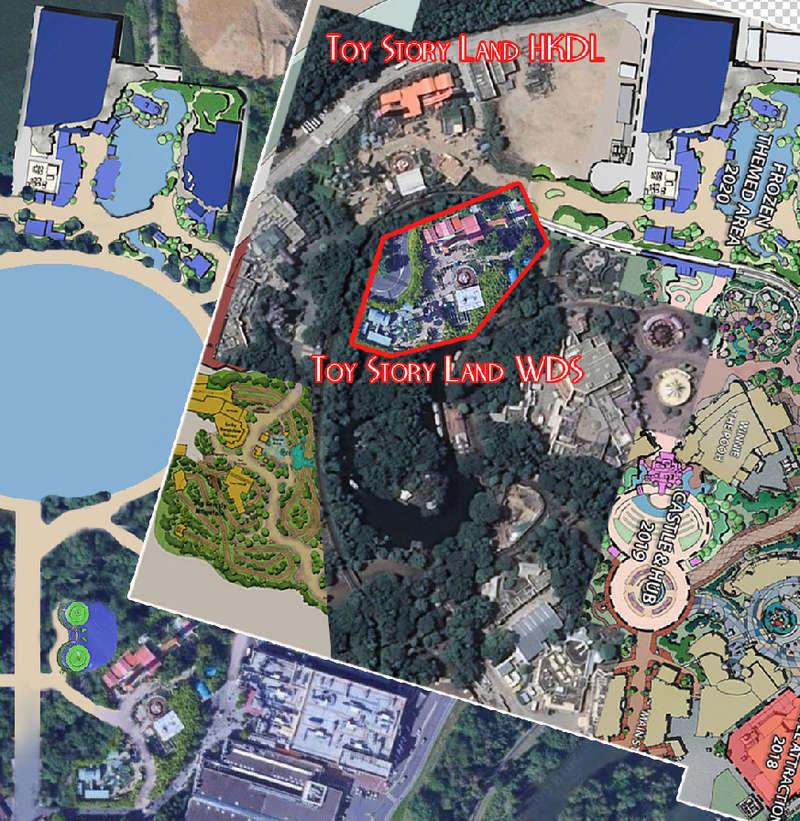 [News] Extension du Parc Walt Disney Studios avec Marvel, Star Wars, La Reine des Neiges et un lac (2020-2025) - Page 6 Dmap410
