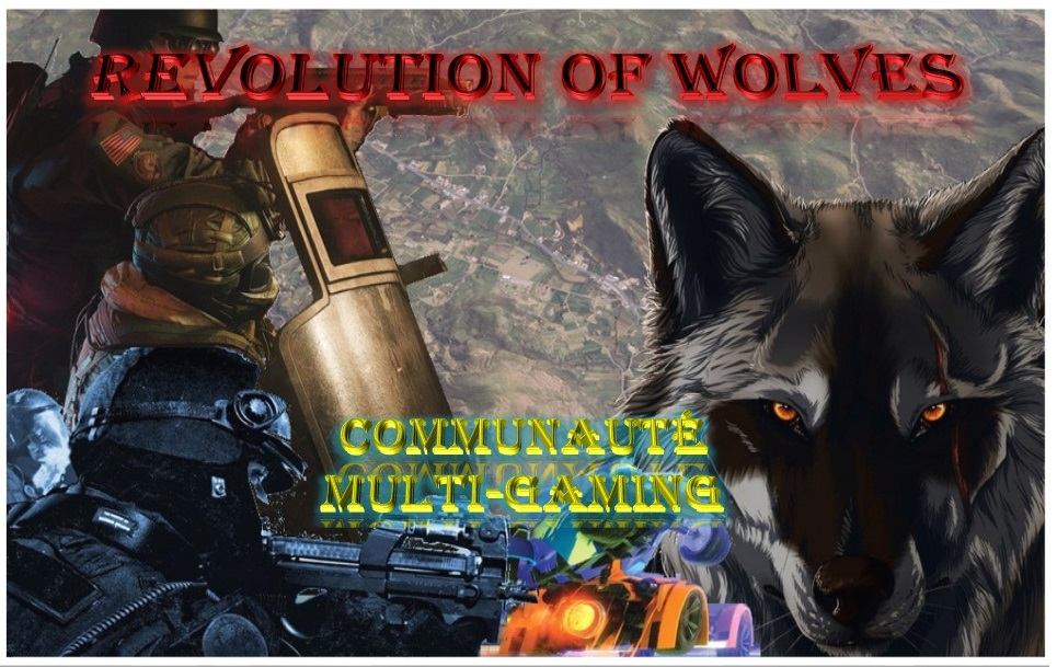 Revolution of Wolves