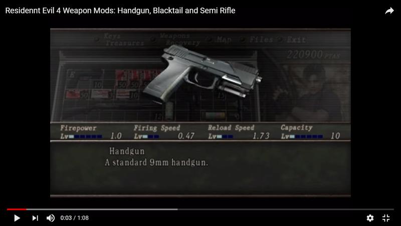 alguien tiene este mod para la handgun- hangund as a raven mk Hd10
