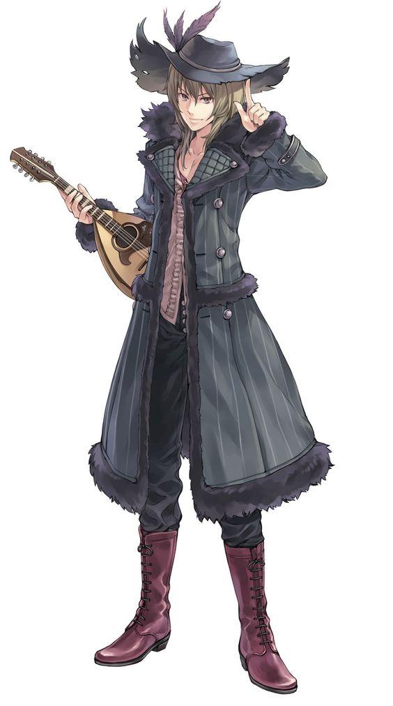 Rémi Fasola - Le ménestrel archer Rymi_f11