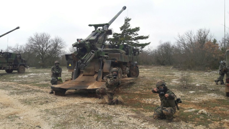 Artillerie 20170311