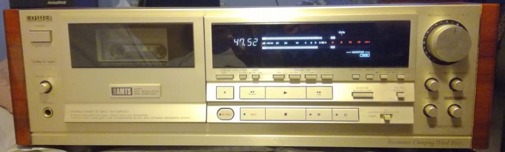 Piastra per cassette Aiwa XK-S9000E