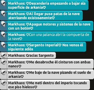 [Roleo de Arkania] Desaparecido. Screen64