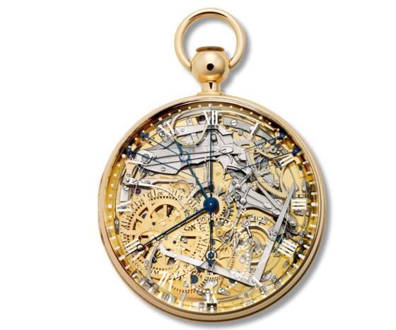 Marie-Antoinette et les montres Bréguet 1c1e5e10