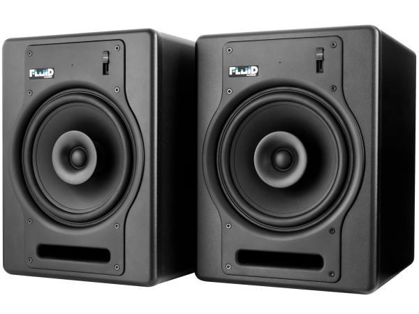 Fluid Audio FX8 Monitor Attivi Fx811