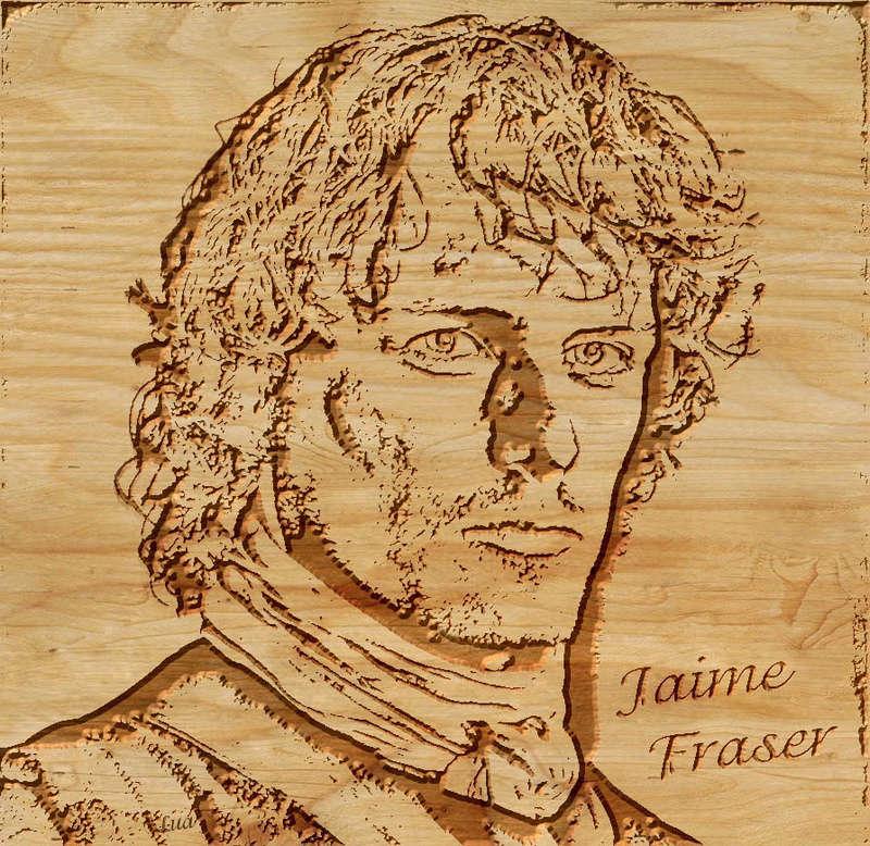B - Jamie / Claire Jaime212
