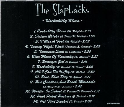 The Slapbacks Face_211