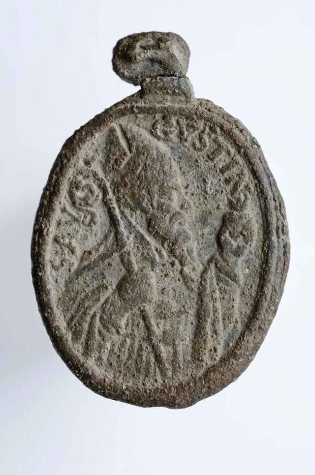 San Agustín de Hipona / Ntra. Sra. del Risco S.XVII-XVIII (R. M. SXVIII-O381) Pino_s11