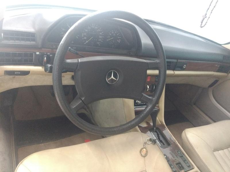 W126 280 SEL 1981 - R$21.000,00 - Venda Cancelada - Página 4 Img_2012