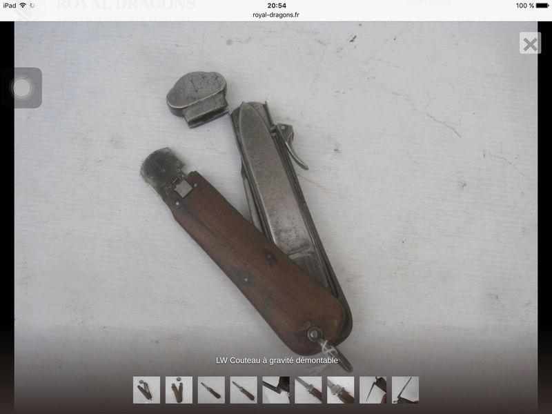 Couteau para ww2 Image28