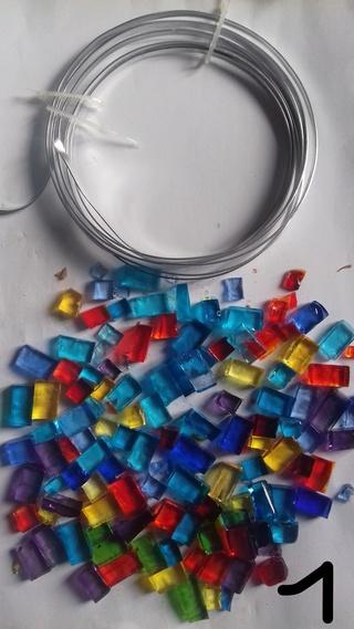 création d'un pendentif en verre smalt  de venise  Diapo_24