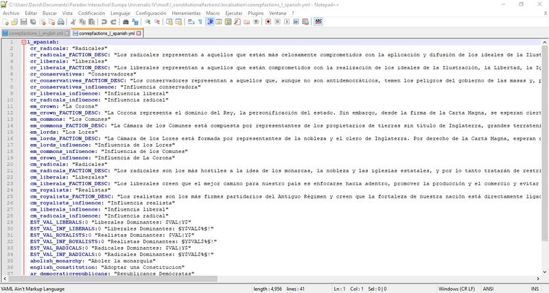 Problema al tratar de realizar traducciones (mods) Spanis10