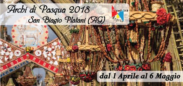 Archi di Pasqua di San Biagio Platani (AG) Flyer-10