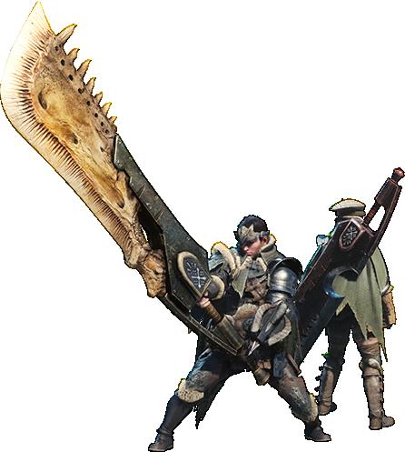 [Tuto] La Grande Épée Mhw-gr10