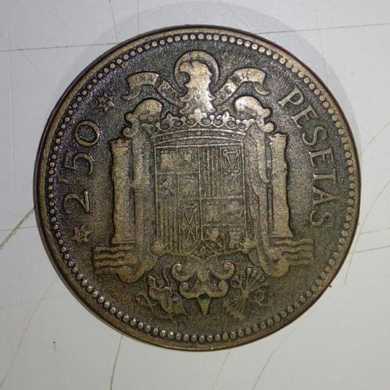 2'50 Pesetas 1953 (*19-54). Estado Español Img_2029