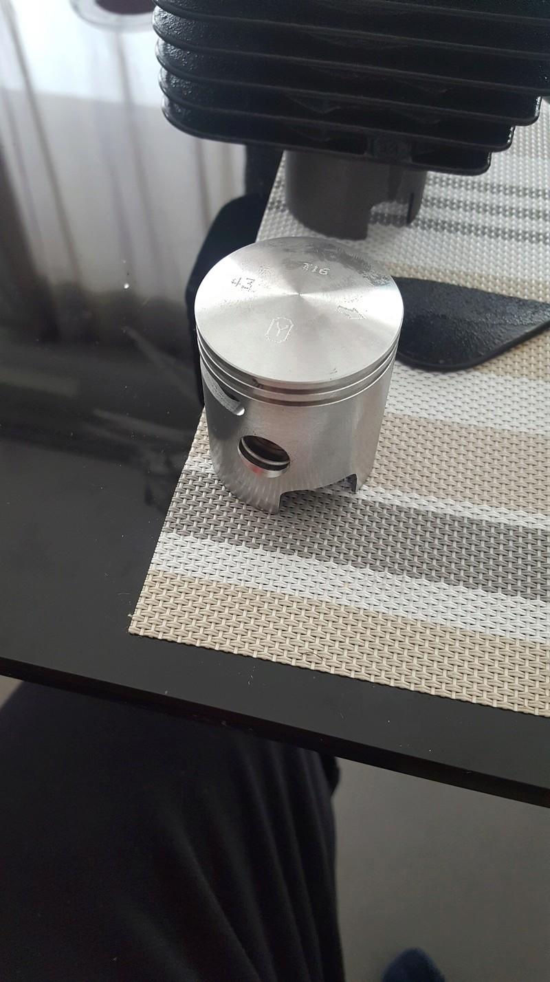 Vends kit olympia 43mm 65cc avec culasse ciao 20180313