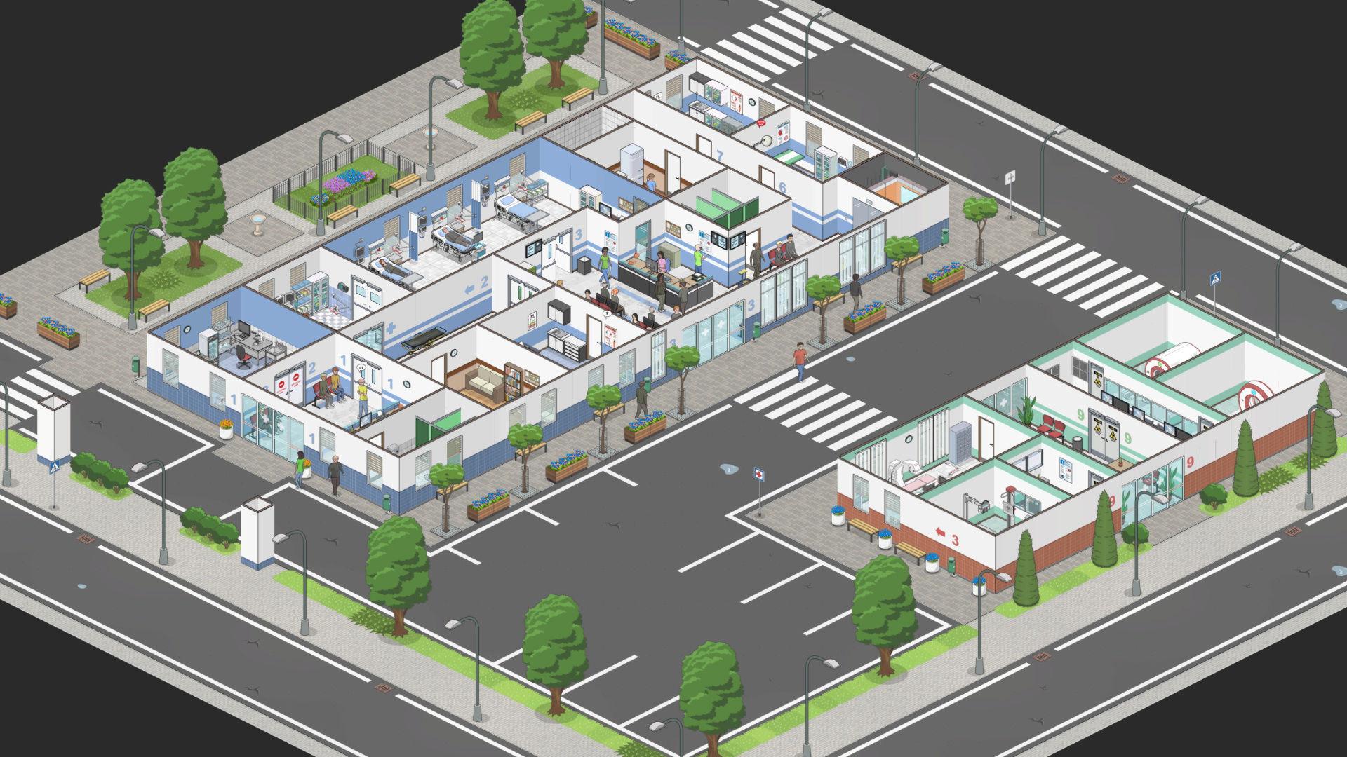 2018_05_30 - Screenshots: floors Clinic11