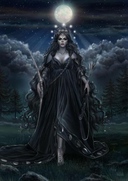 Ambientación: Religiones de los reinos del norte. Freya10