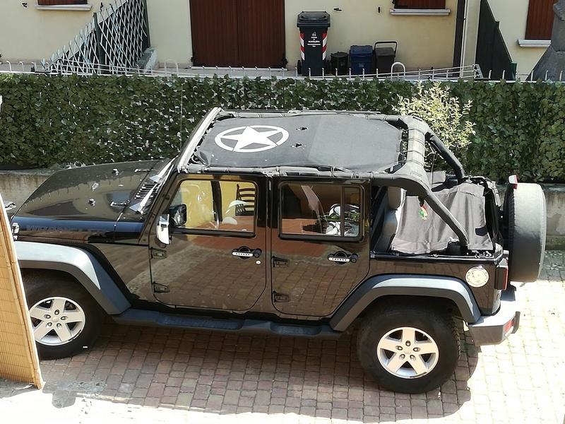 Ci si prepara all'estate con la mia lku Jeep_a12
