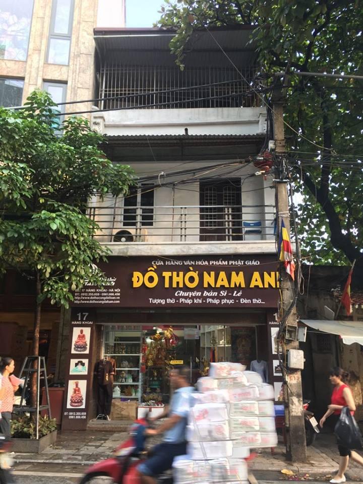 Cho thuê cửa hàng tầng 1, mặt đường, số 17 Hàng Khoai, Hà Nội 710