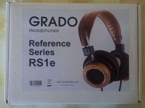 (MT) Cuffie Grado RS1E 52859115