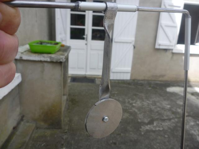 Petite cible de plinking P1110527