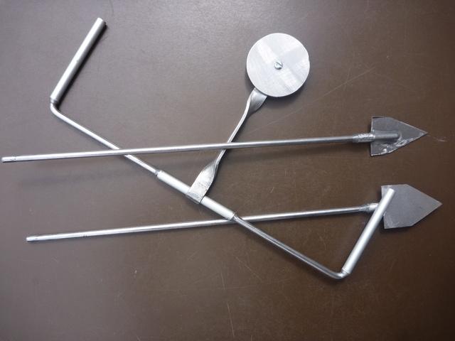 Petite cible de plinking P1110530