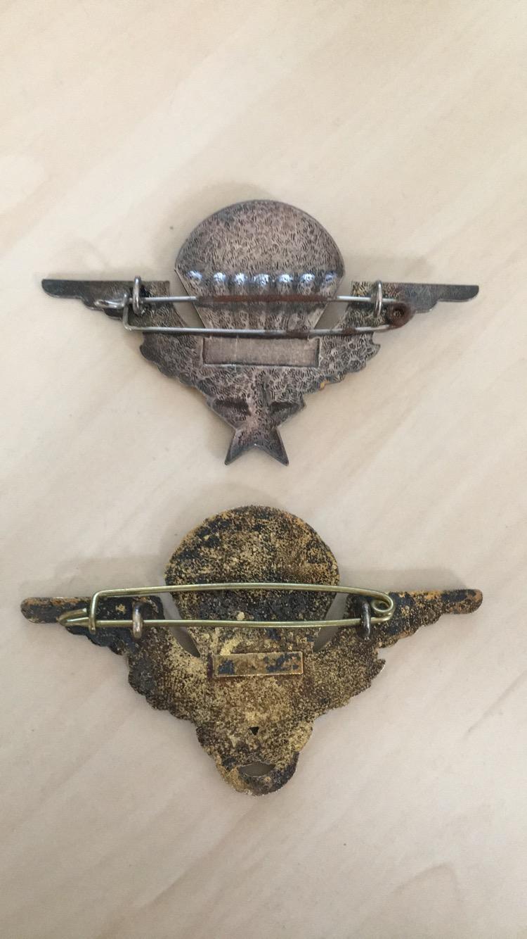 Estimation approximative lot médaille, insigne, décorations, pin's Image110