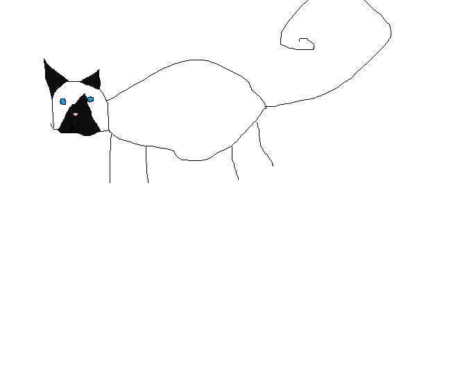 lulu shall draw your cat If_ric10