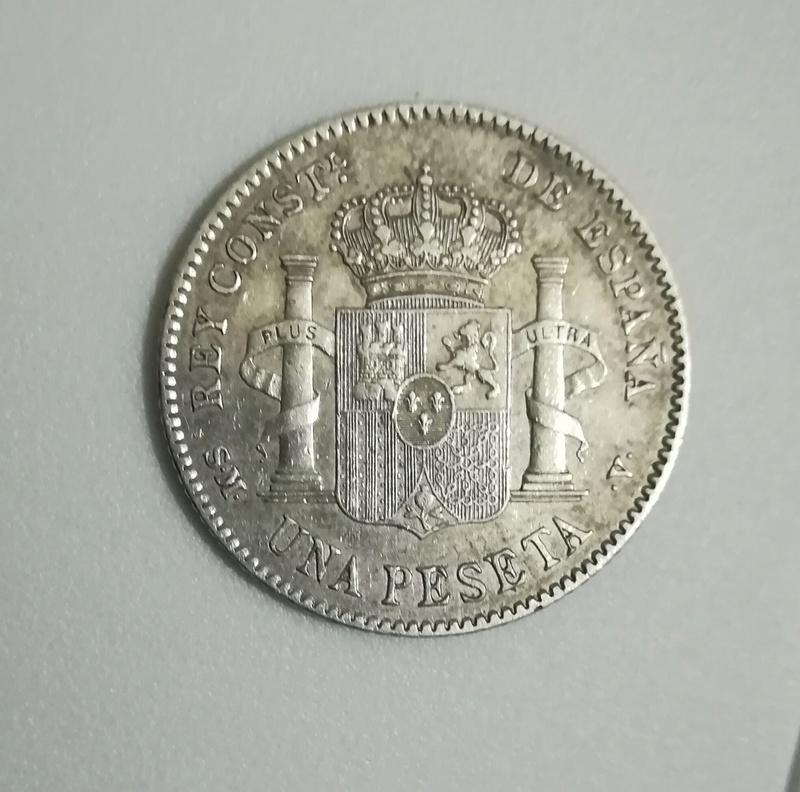 1 peseta 1903. Alfonso XIII Img_2015