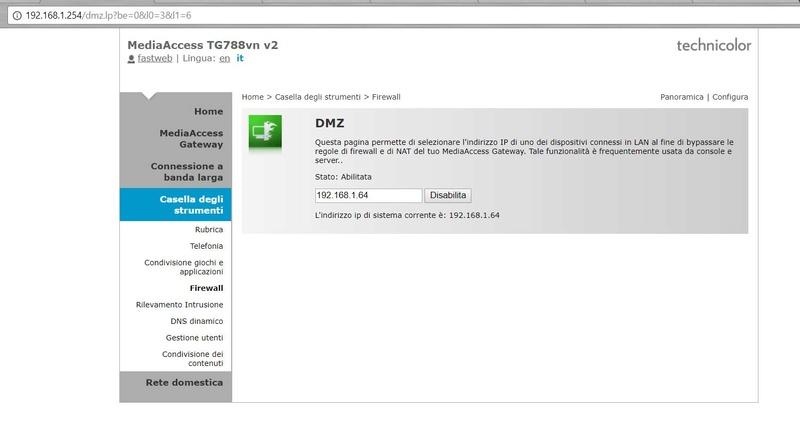 Usare MyFritzBox in modalità router in cascata - Pagina 2 Cattur10