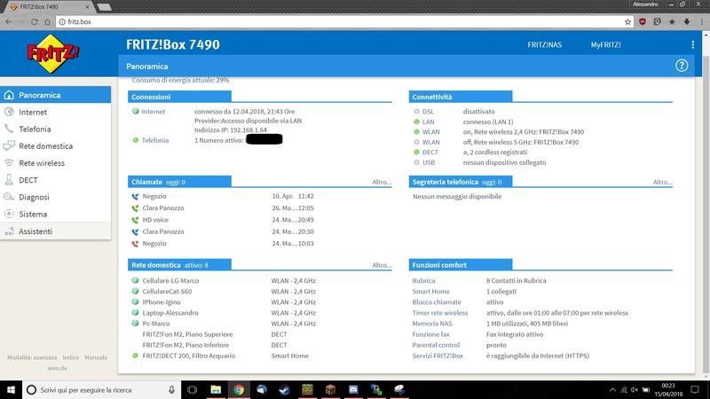 Usare MyFritzBox in modalità router in cascata - Pagina 2 Immagi10
