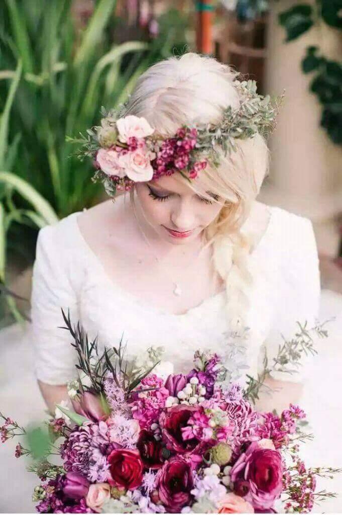 تاج الرأس او اكليل الورود للسيدات Fb_img18