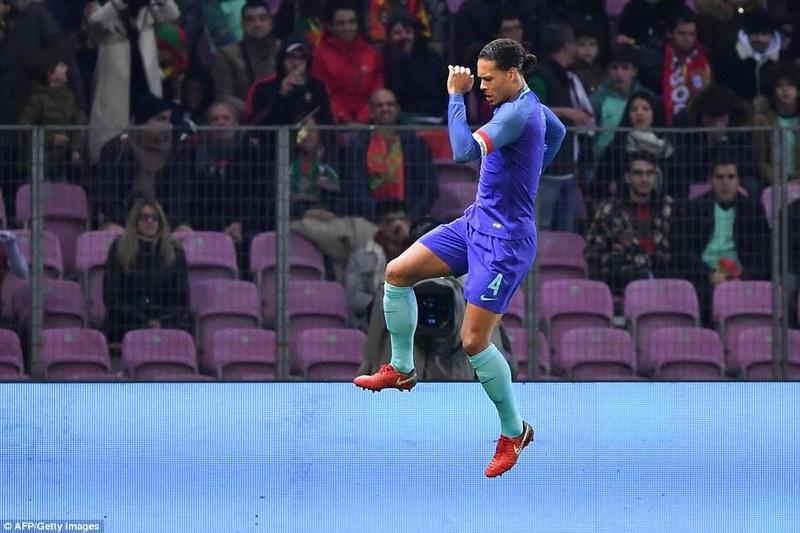 Portugal 0-3 Holland:  4a946110