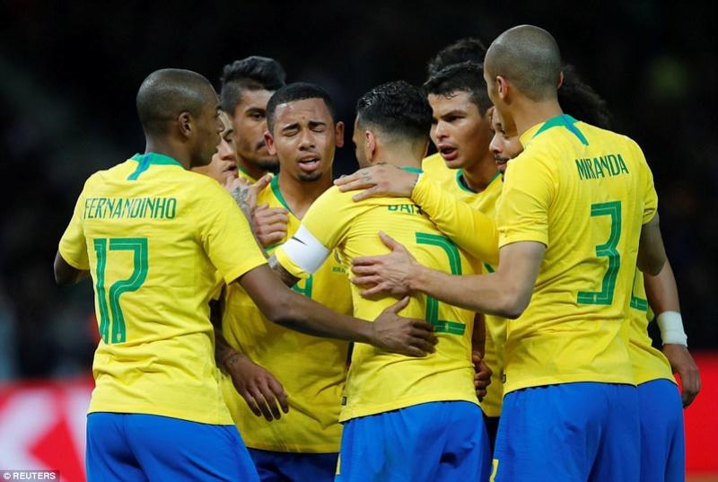 Germany 0-1 Brazil: Gabriel Jesus scores only goal 4a9bf510