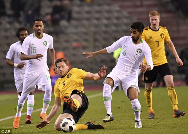 Belgium 4-0 Saudi Arabia:  4a9c4210