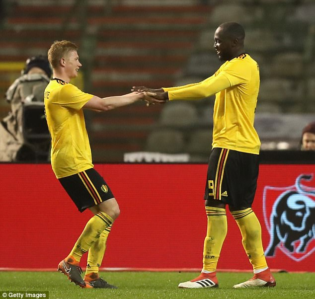 Belgium 4-0 Saudi Arabia:  4a9c7910