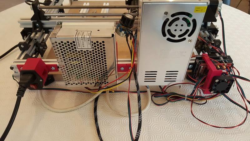 Construction d'une petite CNC open maker machine Cnc0510