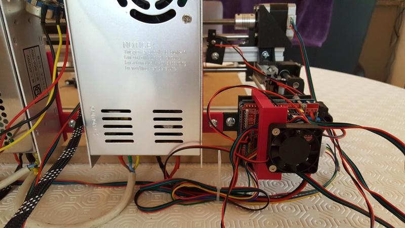 Construction d'une petite CNC open maker machine Cnc0710