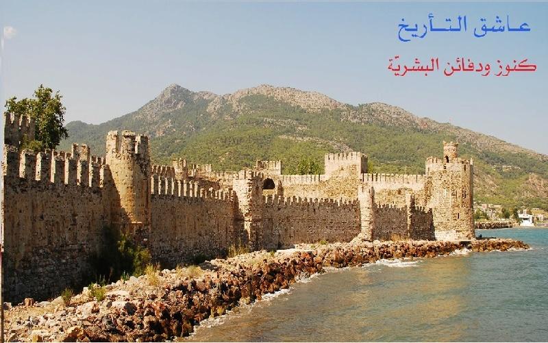 الحضاره الرومانيه والبيزنطيه Mamure11