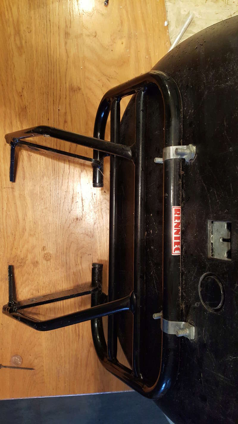 Luggage rack cb500r 1994 20180312